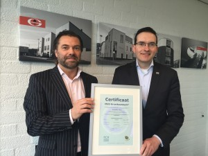 Certificaat MVO groeikeurmerk