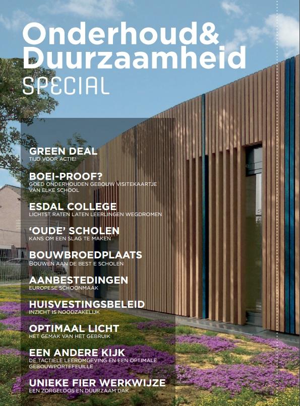Cover Onderhoud&Duurzaamheid Special